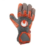 Uhlsport Herren Torwarthandschuhe Aerored Supergrip Reflex