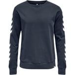 Hummel Unisex Pullover Legacy Chevron Sweatshirt 212572