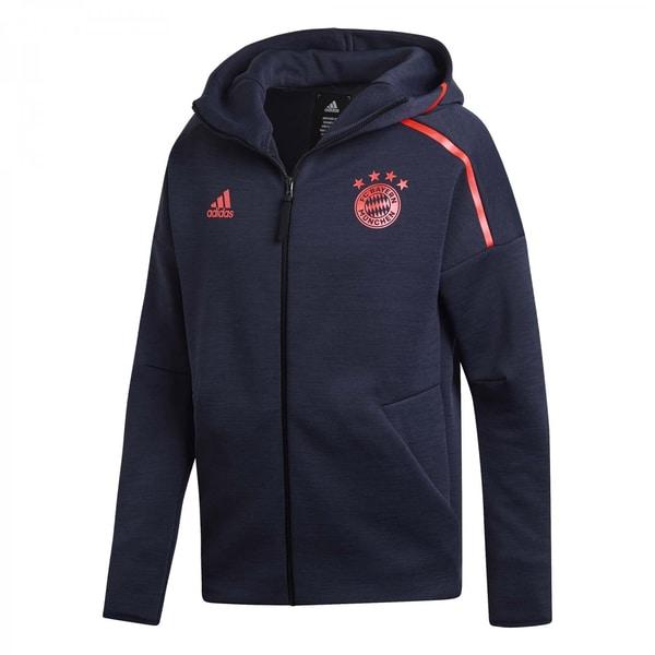 adidas Herren FC Bayern München Kapuzenjacke FC Bayern Z.N.E. Hoodie 3.0