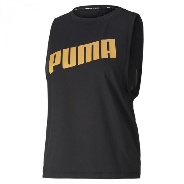 Puma Damen Tanktop Metal Splash Adjustable Tank 519198