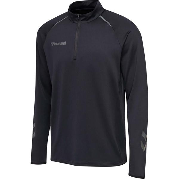 Hummel Herren Sweatshirt Authentic Pro Half Zip 204605