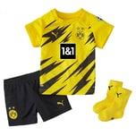 Puma Baby Borussia Dortmund Home Babykit 2020/21 931111