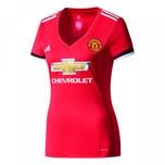 adidas Damen Manchester United Home Trikot 17/18