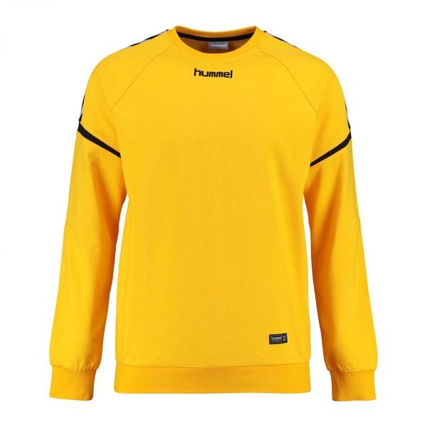Hummel Herren Sweatshirt Authentic Charge Cotton Sweatshirt 03709