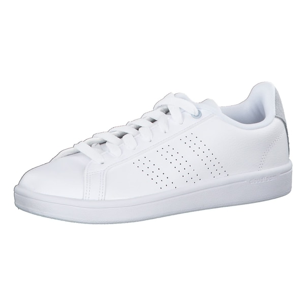adidas CORE Damen Sneaker Cloudfoam Advantage Clean