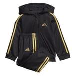 adidas Baby Trainingsanzug I SHINY FZ HD J