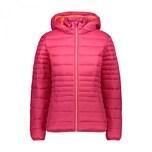 CMP Damen Daunenjacke Woman Jacket Snaps Hood 30K3666A