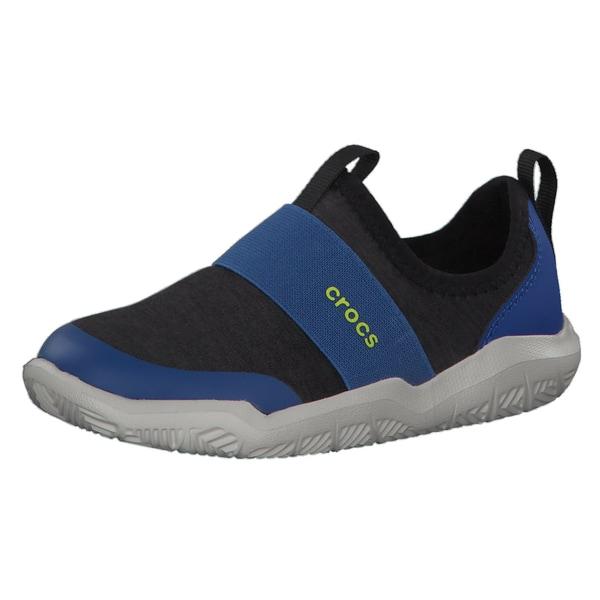 Crocs Kinder Freizeitschuhe Swiftwater EasyOn Hthr Shoe K 205363