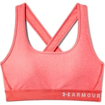 Under Armour Damen Sport BH Armour Mid Crossback Heather Bra 1310459