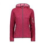 CMP Damen Fleecejacke Woman Fix Hood Jacket 30H5856