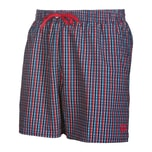 Arena Herren Badeshort Printed Small Checks 1B509