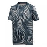 adidas Kinder Real Madrid Pre-Match Shirt
