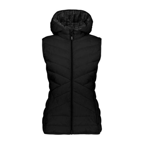 CMP Damen Daunenweste Woman Vest Zip Hood 39Z0516