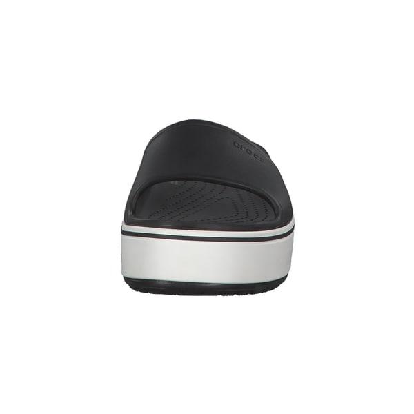 Crocs Damen Schuhe Crocband Platform Slide 205631