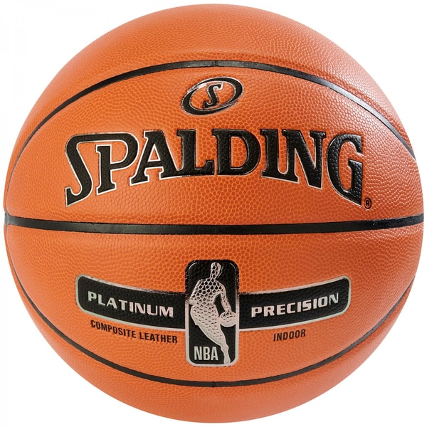 Spalding Basketball NBA Platinum Precision