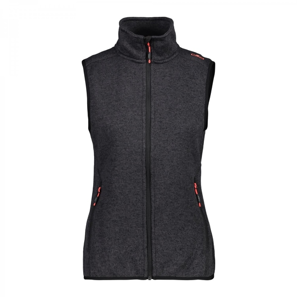 CMP Damen Weste Woman Fleece Vest 3H55766