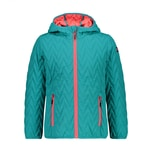 CMP Mädchen Jacke Girl Jacket Fix Hood 30Z5765