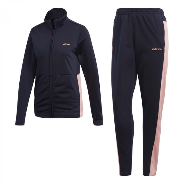 adidas Damen Trainingsanzug WTS Plain Tricot Track Suit