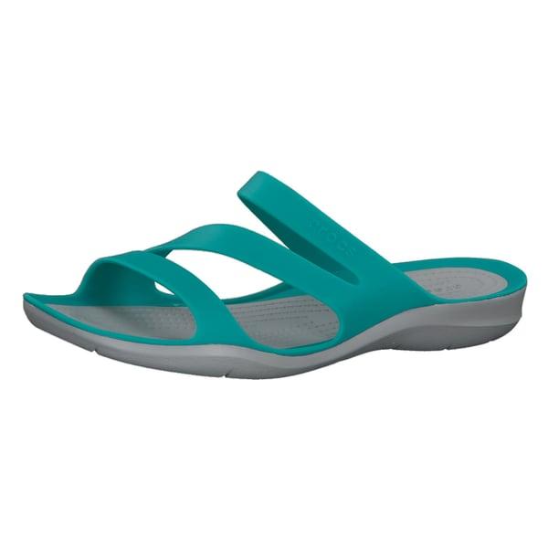 Crocs Damen Sandale Swiftwater Sandal 203998