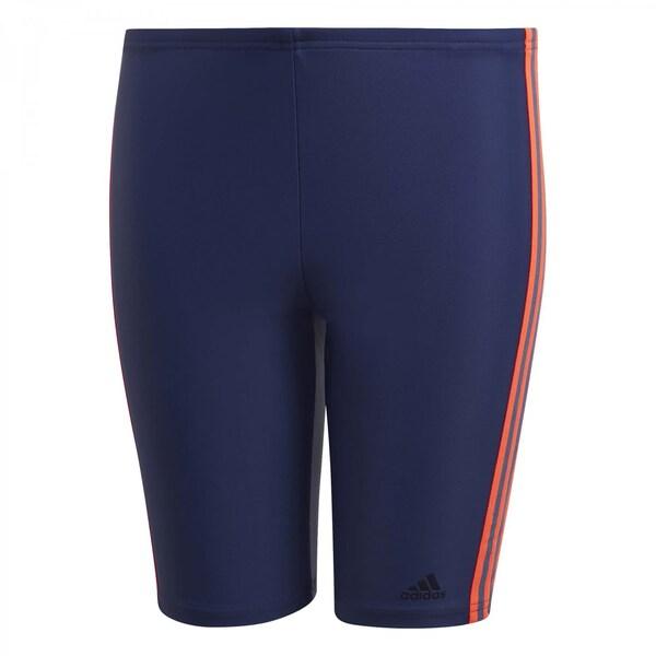 adidas Jungen Badehose Fitness 3 Stripes Swim Jammer