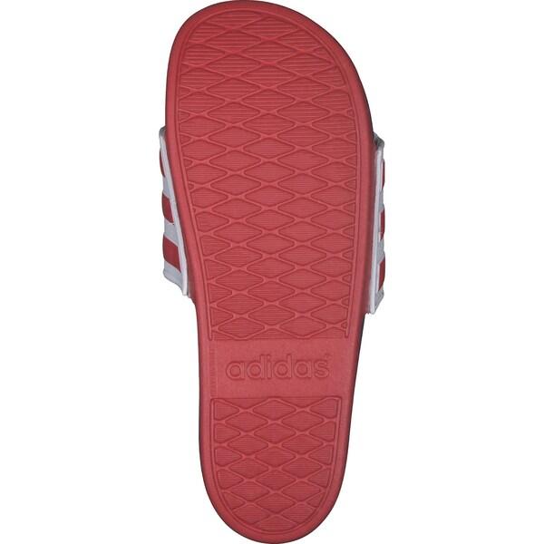 adidas Unisex Badeschlappen Adilette Comfort ADJ