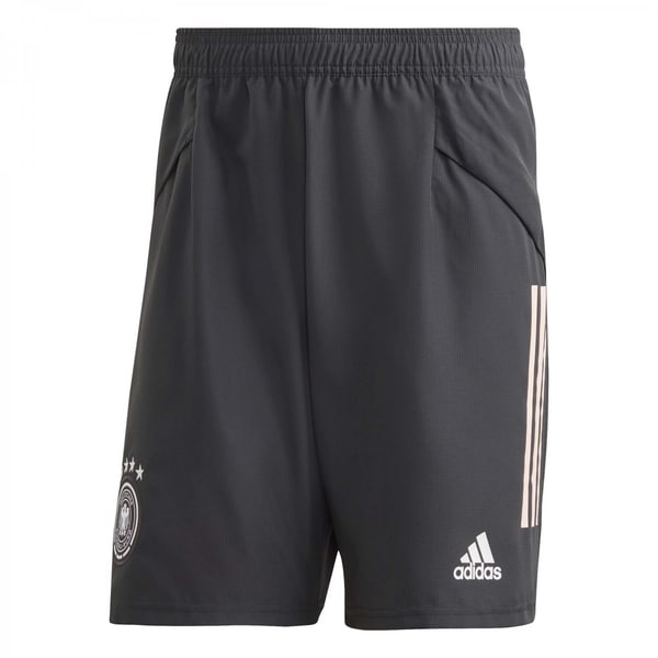 adidas Herren DFB Short Downtime Shorts EM 2020