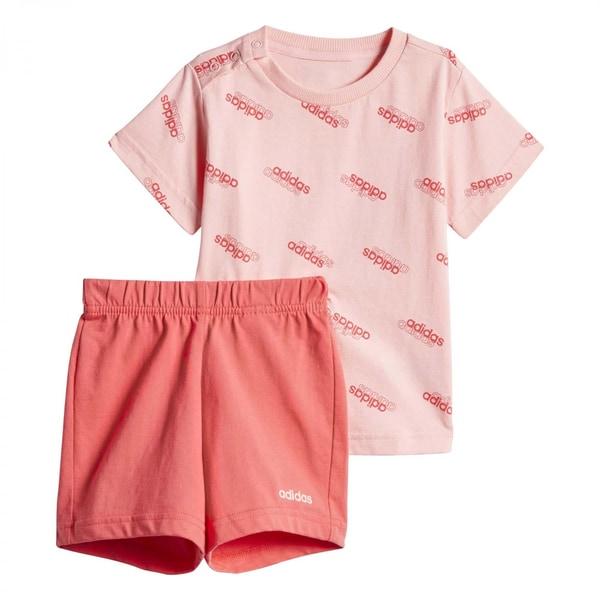 adidas Baby Set Infant Favorites Short Sleeve Set