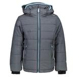 CMP Mädchen Daunenjacke Zip Hood Jacket 3K27875