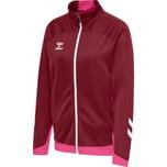 Hummel Damen Trainingsjacke Lead Poly Zip Jacket 211854