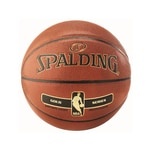 Spalding Basketball NBA Gold In/Out