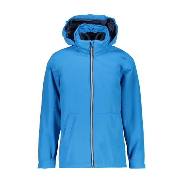 CMP Jungen Jacke Boy Jacket Fix Hood + Detachble Inn. Jacket 39Z0424D