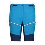 CMP Damen Short Free Bike Bermuda with Inner Mesh Underwear 30C9326