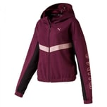 Puma Damen Sweatjacke HIT Feel It Sweat Jacket 518323