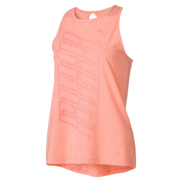 Puma Damen Tanktop Twist It Logo Tank 517421
