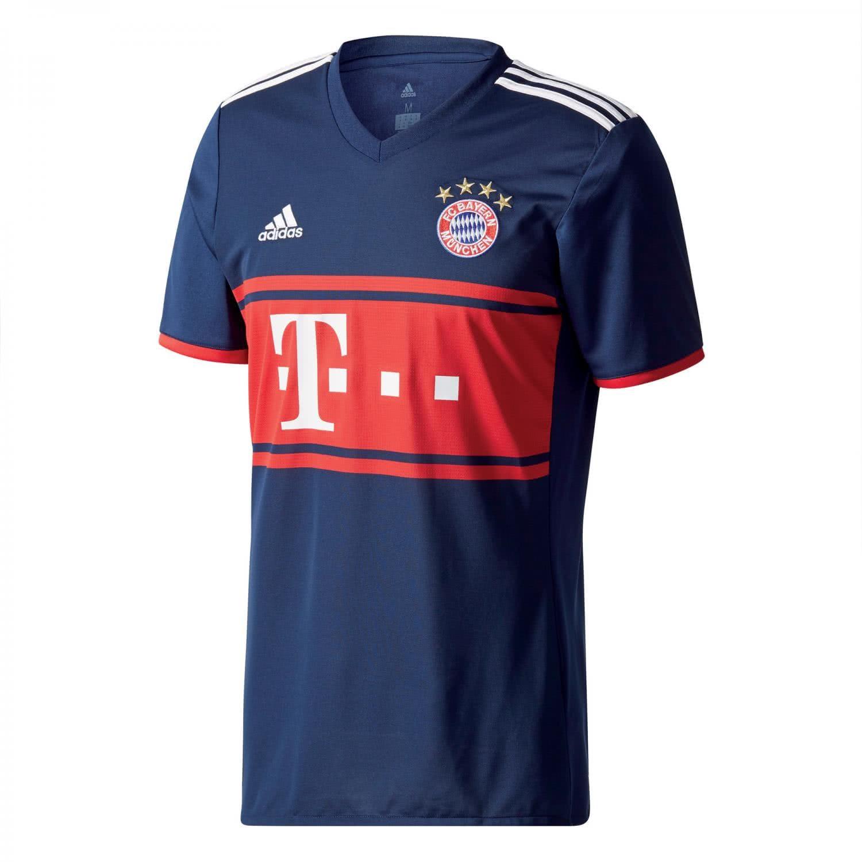 adidas Herren FC Bayern München Away Trikot 17/18