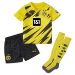 Puma Kinder Borussia Dortmund Home Mini Kit 2020/21