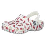 Crocs Kinder Sandale Classic Seasonal Graphic Clog 205620