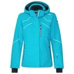 CMP Damen Skijacke Woman Jacket Zip Hood 38W0736