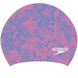 Speedo Badekappe Long Hair Cap Printed 8-11306