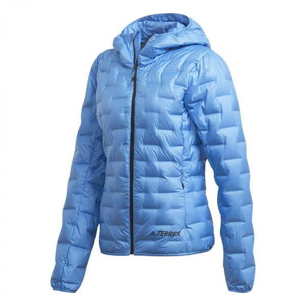 adidas TERREX Damen Daunenjacke Lite Down Hooded Jacket
