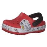 Crocs Kinder Sandale Fun Lab Snoopy Woodstock Clog 206176