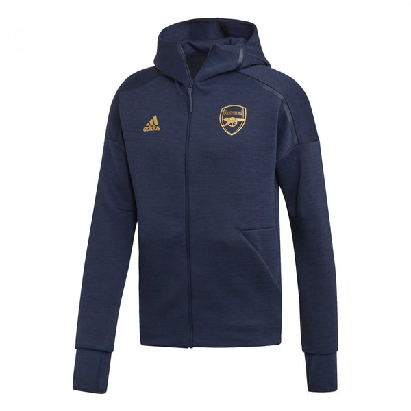 adidas Herren Hoodie Arsenal London Z.N.E. 3.0