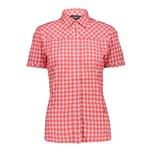 CMP Damen Kurzarmhemd Woman Shirt 39T5636