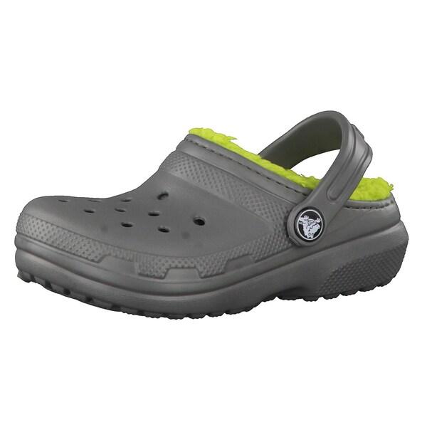 Crocs Kinderschuhe Classic Lined Clog K 203506