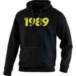 Jako Herren Kapuzensweat 1989 6789