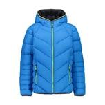 CMP Jungen Daunenjacke Boy Jacket Fix Hood 30Z1794