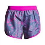 Under Armour Damen Shorts Fly By 2.0 Printed Short 1350198