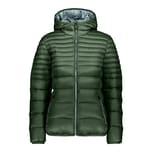 CMP Damen Daunenjacke Woman Jacket Fix Hood 38K1706