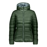CMP Damen Daunenjacke Woman Jacket Fix Hood 38K1706