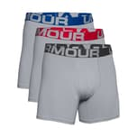 Under Armour Herren Boxershorts Charged Cotton 6in 3 Pack 1363617